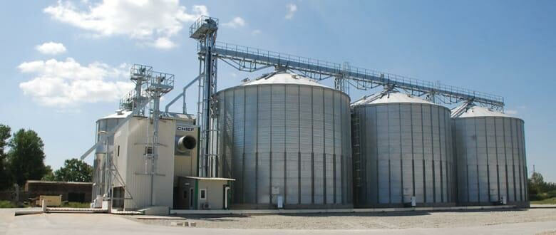 Chicken Feed Conveying System.