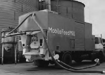 Mobile Feed Mill