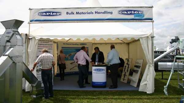 Cereals 2011 -  A successful two days