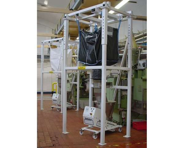 Bulk Bag Dischargers Give Tea Production a Refreshing Efficiency Boost