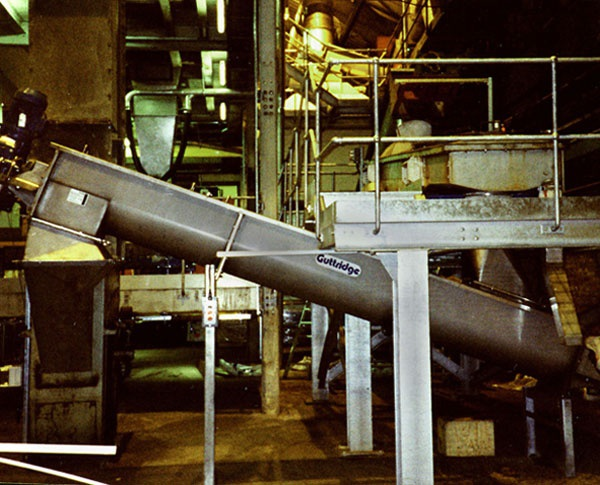 Screw Conveyors chosen for Sugar Plant upgrade