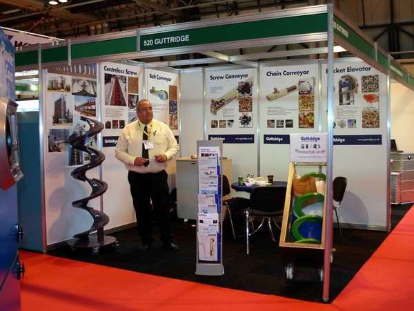 First time success for Guttridge at the RWM exhibition