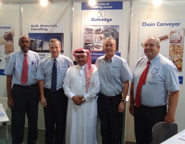 Guttridge uses Saudi Agriculture as launchpad for new representation in Riyadh