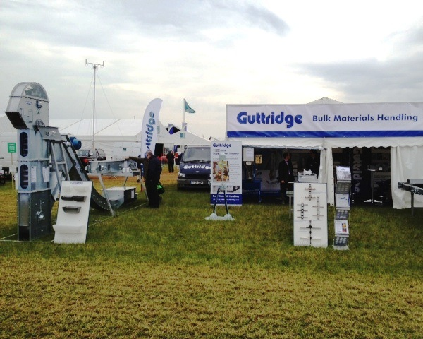 Visit Guttridge stand 11-J-1129 at Cereals 2013!