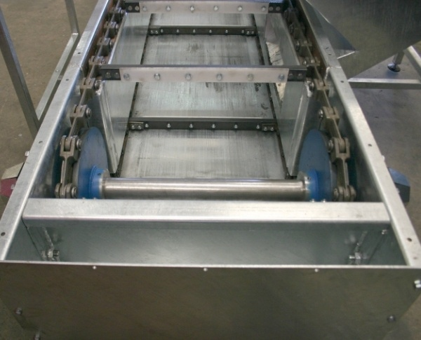 Chain Conveyors - a supplied chain solution