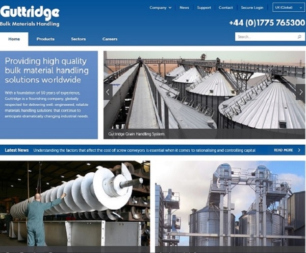 Welcome to the new Guttridge website!
