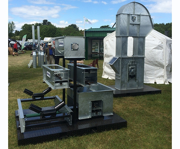 Guttridge and Carier Equipment on Display at Summer Shows