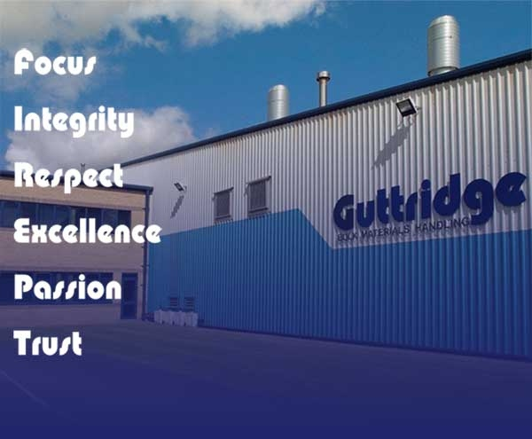 Guttridge staff unite to define Company Values