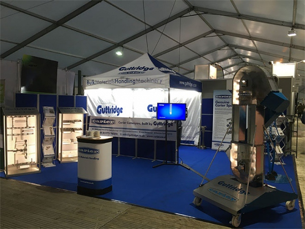 Thank you to all of our visitors at LAMMA