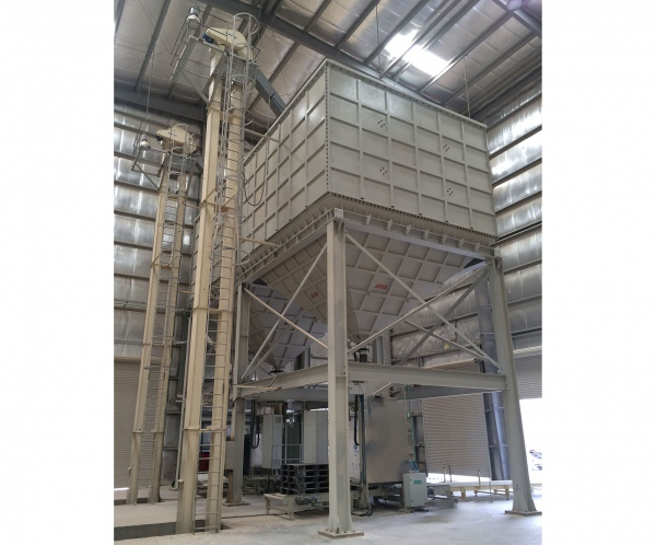 Case Study - Hamad M. Aldrees & Partners Co. seek the benefits from Guttridge Bucket Elevators