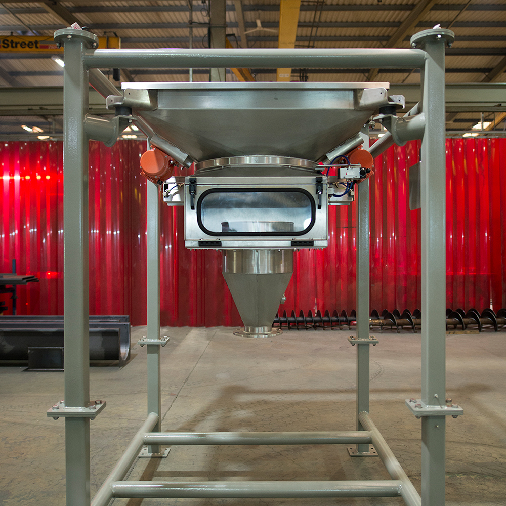 Bulk Bag Dischargers, Guttridge supply equipment to upgrade production at Masteroast Coffee Co