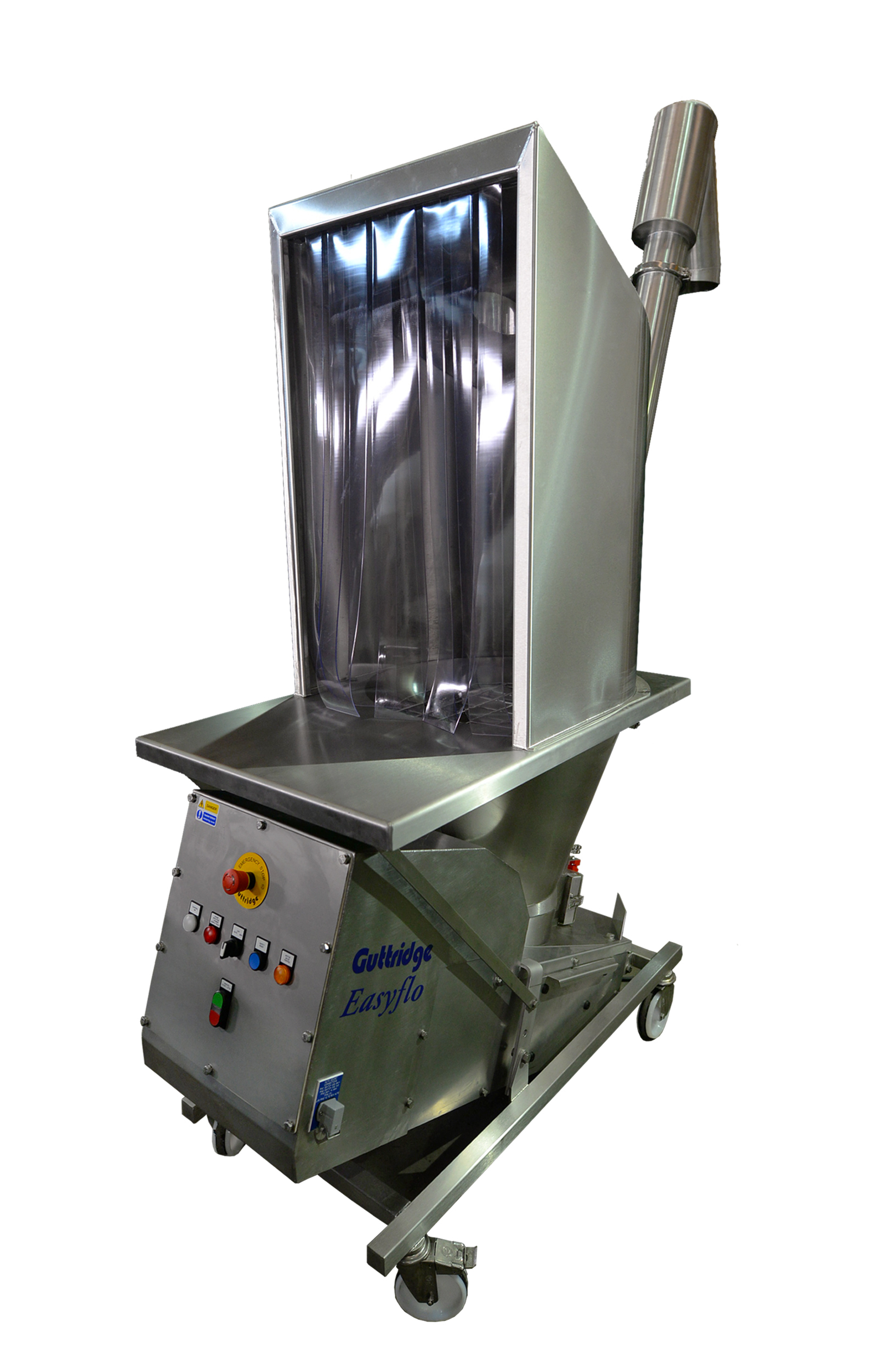 Easyflo Mobile Screw Elevator, Food Grade Machinery Range