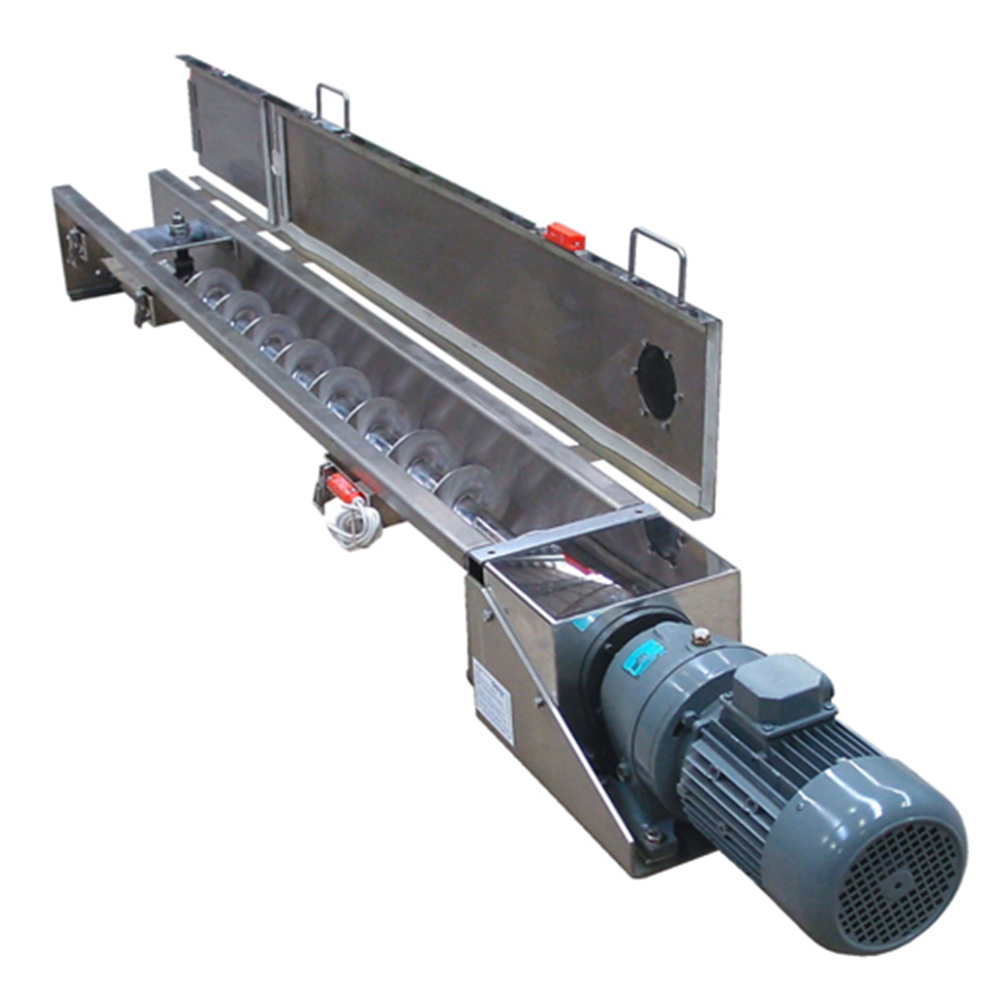 Troughflo U-Trough Screw Conveyor