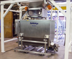 Bulkflo Mobile Screw Elevator, Food & Chemicals Handling