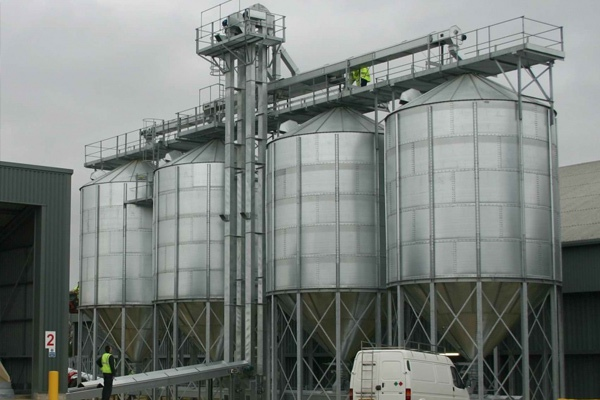 Oilseeds & Extraction Handling>