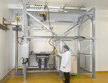 Guttridge bulk bag system brings improved efficiency to granules handling, Guttridge Range