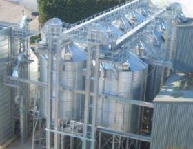 Woldgrain Storage Ltd expands with the help of Guttridge Equipment, Screw Conveyors, Dischargers