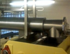 Guttridge achieve right mix for Heidi Chocolat!, Food Grade Hygienic: Conveyors Elevators Feeders