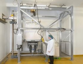 Guttridge bulk bag system brings improved efficiency to granules handling, Bulk Bag Handling