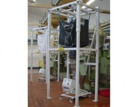 Tea production gets a refreshing efficiency boost from bulk bag dischargers, Bulk Bag Handling