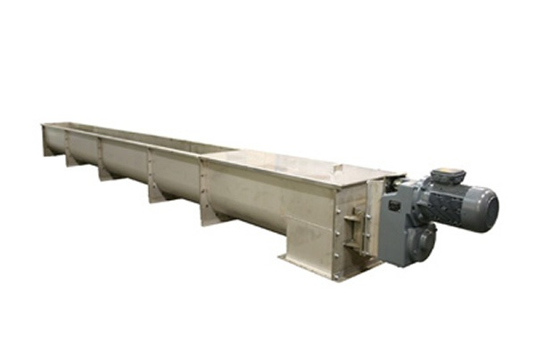 Screw Conveyors, Dischargers