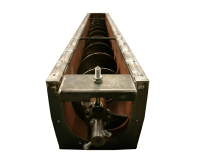 U-Trough Screw Conveyor