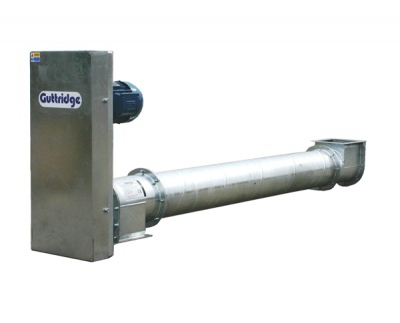 Screw Conveyors, Dischargers | Guttridge