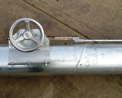Carier Tubular Screw Auger