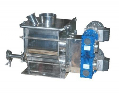 Metering Screw Feeder, Food Grade Machinery Range