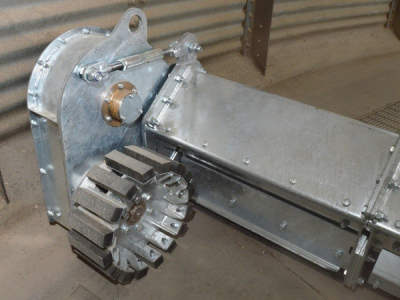 Silo Sweep Auger
