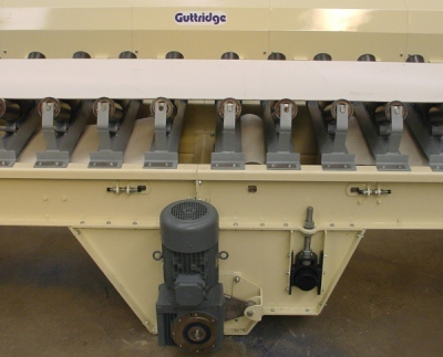 Troughed Roller Belt Conveyor