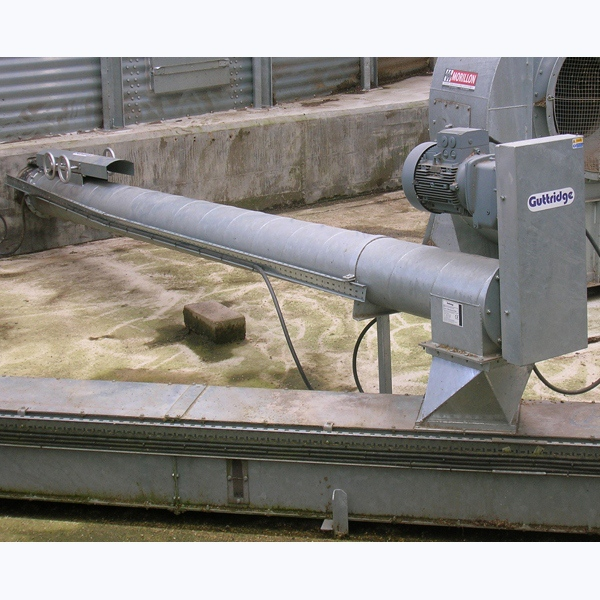 Silo Discharge Conveyors*