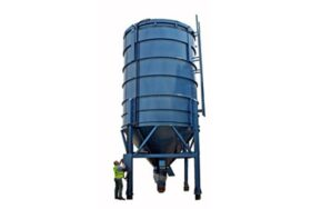 Mixers, Live Bins, Hoppers>